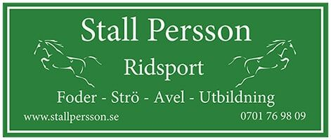 Stall Persson Ridsport